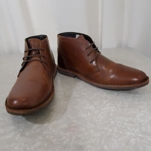 MARC Andrew Marc NWOT'S Brown Boots Size 11